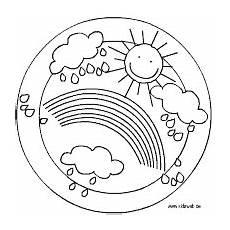 Regenbogen Zum Ausmalen Und Ausdrucken Regenbogen Mandala Wenn Du Mal Buch Muster Malvorlagen