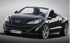 peugeot rcz cabrio peugeot rcz roadster in the works news top speed
