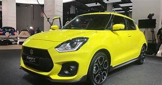 2020 New Suzuki Swift Sport  Cars Specs Release Date