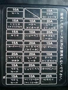 Fuse Box Diagram Subaru Impreza Gc8 Rs Forum