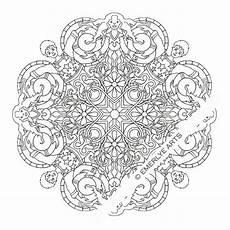 Malvorlagen Yin Yang Printable Coloring Page Yin Yang Mandala By Emerlyearts