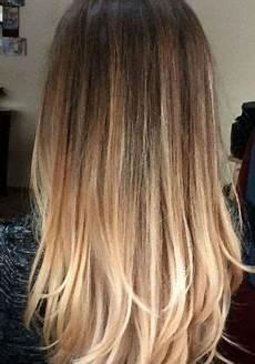 Ombre Glatte Haare - die besten 25 balayage glattes haar ideen auf