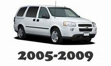 car maintenance manuals 2007 chevrolet express electronic toll collection chevrolet uplander 2007 2008 2009 workshop service repair manuals