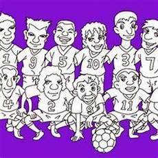 Ausmalbilder Fussball Mannschaften Fu 223 Ausmalbilder Kostenlose Spiele Basteln Lesen
