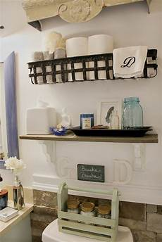 Kidsguest Bathroom Ideas by Guest Bathroom Reveal Quot Hometalk Funky Junk