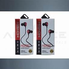 Earphone Headset Karakter Box me 200 advance digitals