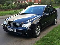 Used 2006 Mercedes C Class C200 Cdi Avantgarde Se For Sale