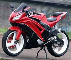 Elegan Modif Asik Jupiter Mx 135lc Modif Sepeda Motor