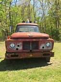 1969 Ford F 800 Fire Truck  Classic F800 For Sale