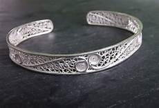 bracelet argent filigrane femme chic et raffin 233