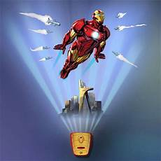 wild walls iron man full power aerial pursuit wall decal