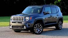 2019 Jeep Renegade Limited Running Footage