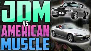 JDM Vs Muscle Cars  3333 Subscriber Question And Answer