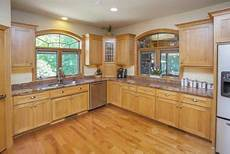 what color of paint looks good with natural maple cabinets home guides sf gate