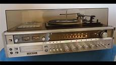 stereo 8 cassette zenith is 4080 integrated stereo system 8 track cassette
