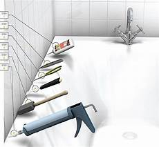 silikon entfernen dusche how to remove caulk in 6 easy steps