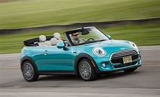 2016 mini cooper convertible automatic test review car