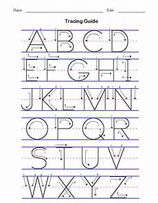handwriting worksheets letters of all sizes 21474 handwriting for manuscript alphabet tracing guide uppercase