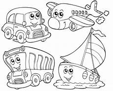 malvorlagen auto kostenlos ausdrucken transportmittel verschiedene fahrzeuge kostenlos