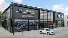 bmw reisacher ulm neuer mini showroom bei reisacher autohaus de