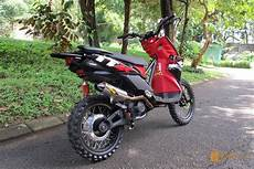 Modifikasi Motor X Ride by 99 Modifikasi Motor X Ride Trail Terkeren Id Emporio