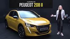 A Bord De La Peugeot 208 2019