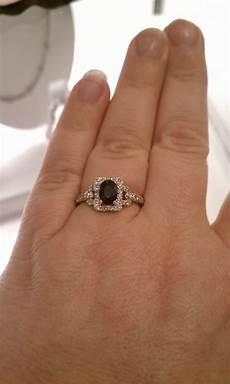 my vintage sapphire engagement ring weddingbee photo gallery