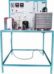 vapour compression refrigeration system test rig xtreme engineering equipment limited
