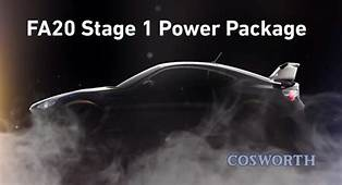 Cosworth Launches Power Packages For Toyota GT86 / Subaru BRZ