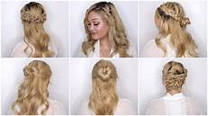easy s day hairstyles youtube