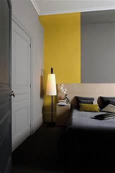 chambre jaune et gris id 233 es et inspiration d 233 co clem