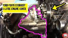 Front Engine Cover Water Gasket Replacement Ford