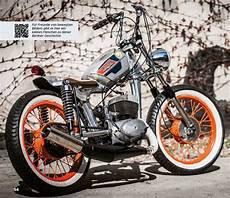 mz ts 125 bobber motorcycle found on www werkshalle