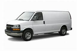 2005 Chevrolet Express 2500 Expert Reviews Specs And