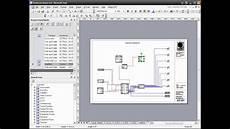 d tools si 5 visio schematic diagram youtube