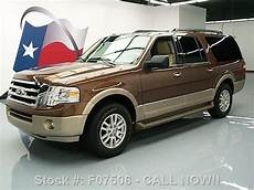 how petrol cars work 2012 ford expedition el parental controls buy used 2012 ford expedition el xlt leather rear cam tow 34k mi texas direct auto in stafford