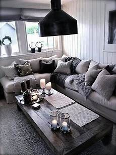 Silver And White Living Room Ideas