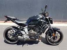 Used 2016 Yamaha Fz 07 Motorcycles In Chula Vista Ca