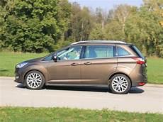 Ford C Max Automatik - ford grand c max 2 0 tdci automatik testbericht auto