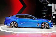 kia stinger 2017 2017 kia stinger european specifications confirmed autocar