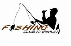 Fishing Club Karimun Gambar Logo Mancing