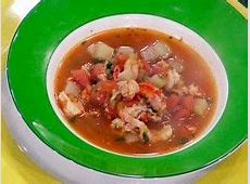 crawfish mirliton  chayote  soup_image
