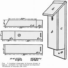chickadee house plans nuthatch birdhouse plans details backyard arbor