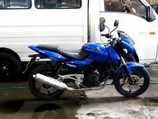 2010 Kawasaki Rouser 220 For Sale  12 000 Km