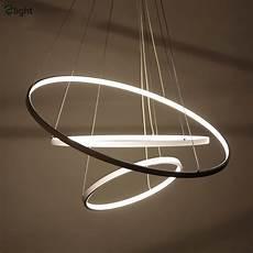 Modern Minimalism Aluminium Lustre Led Pendant Light