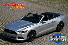 ford mustang 2015 cabrio v6 3 7l autom 17 quot carfax