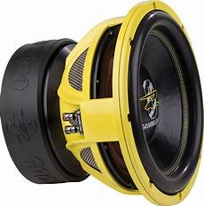 subwoofer ground zero gznw 12xspl 12 30cm nuclear high