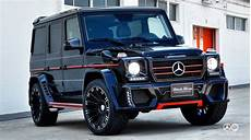 The Headturner G Class By Wald International Photo