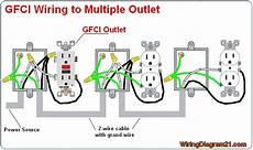 wiring a gfci outlet diagram gfci outlet wiring diagram house electrical wiring diagram