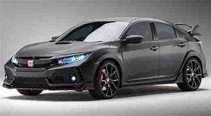 2019 Honda Civic Hatchback Black  Car US Release